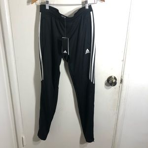 NWT Adidas Tapered Track Pants